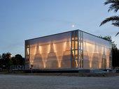 CUBITY, studentská residence s Plus-Energy standardy, prezentována na 2014 Solar Decathlon Europe, Copyright: Thomas Ott