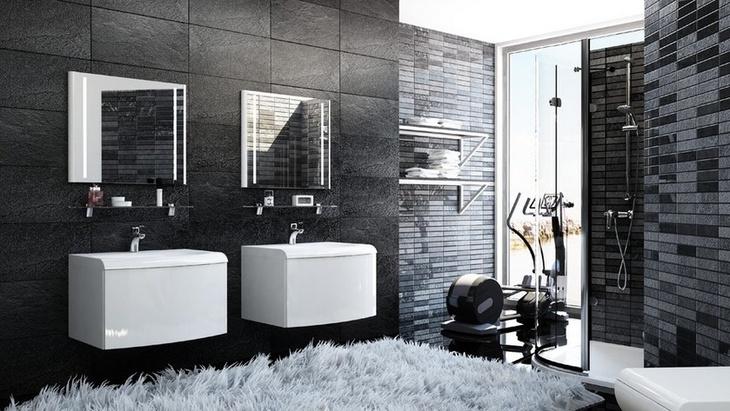 Zrcadla Do Koupelny Vnesou Světlo A Prostor Estavcz