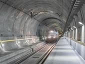 Technologie Siemens zabezpečují Gotthardský úpatní tunel