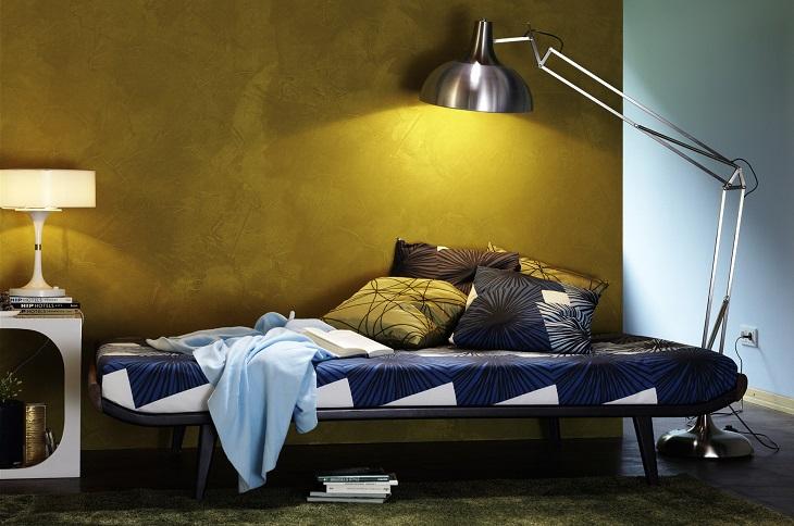 Wandsteine Schlafzimmer