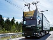 K testovacím jízdám jsou používány tahače Scania G 360 s devítilitrovým motorem na biopalivo o výkonu 265 kW (360 k) a elektromotorem o výkonu 130 kW (177 k) a točivém momentu 1050 N.m. Li-Ionová baterie o kapacitě 5 kWh umožňuje dojezd až 3 kilometry. Zdroj: Scania CV AB