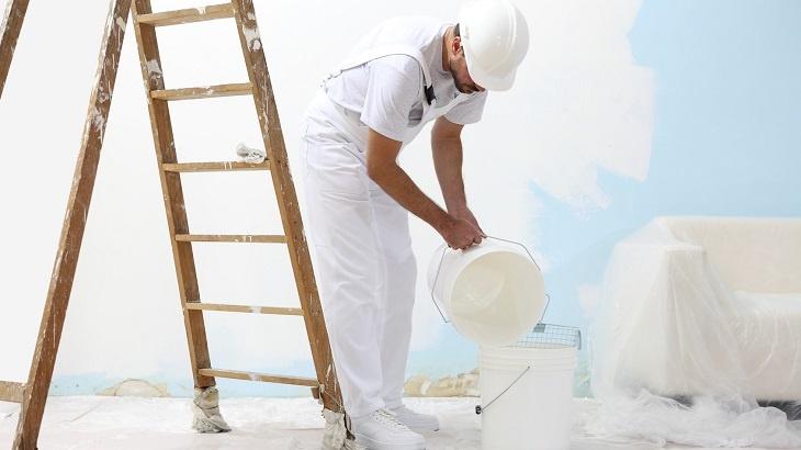 Jak vymalovat starý byt