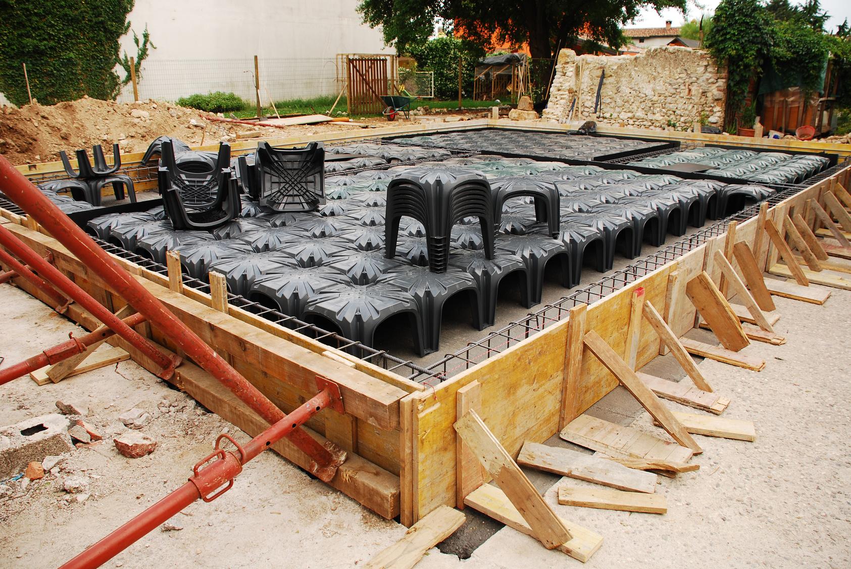 Spravny Postup Pri Stavbe Noveho Domu Z Hlediska Radonove Ochrany
