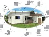 Montovaný omyvatelný fasádní systém VINYL SIDING
