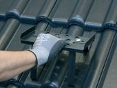 Využití střešního nášlapu Trapac<sup>®</sup> na střeše rodinného domu