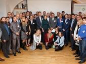 Členové CZGBC (Česká rada pro šetrné budovy) na výročním zasedání 2016