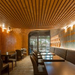 Espriss Café, Hooba design group © Parham Taghioff