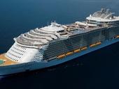 Největší výletní loď světa Harmony of the Seas má na palubě izolaci Rockwool