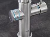 Díky systému GROHE Blue<sup>®</sup> Home vám již nikdy nedojdou zásoby pitné vody
