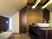 Fermacell design koupelna: Povrchové úpravy desek fermacell design nekladou žádné meze inovativní úpravě prostorZdroj: Fermacell design