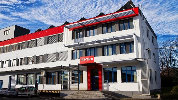 Sídlo společnost ISOTRA a.s.