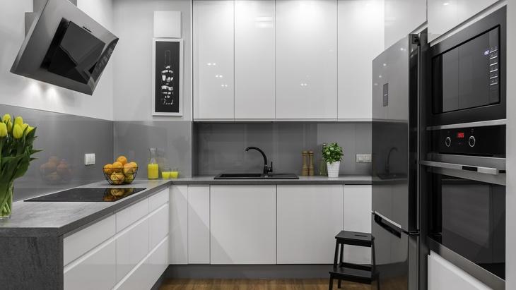 Rozměry A Prostorové Uspořádání Kuchyně Jaká Je Výška či