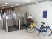 Siemens - Bezobslužné parkování jízdních kol na železničních stanicích v Nizozemsku