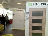 Vzorková prodejna dveří MASONITE v Praze