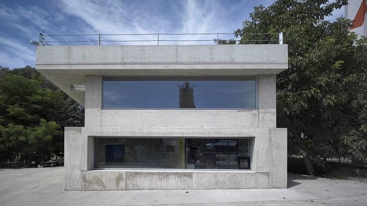 023231a67be Vítězem České ceny za architekturu 2018 je administrativní budova ve  Strančicích