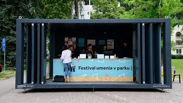 Artinpark Trenčianské Teplice