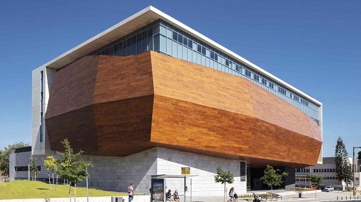 Zdroj: Kimmel Eshkolot Architects