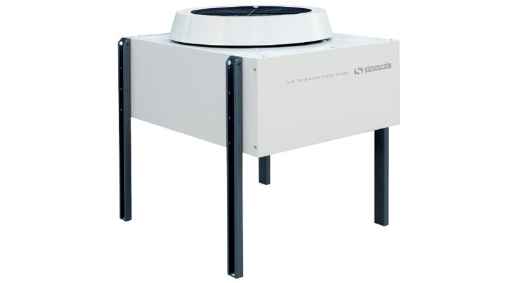 Pomocí tepelného čerpadla S-Therm+ lze v letních měsících nejen ohřívat TUV, ale i chladit pomocí velkoplošných systémů bez potřeby dokupování přídavných výměníků tepla.