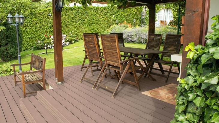 WPC - Woodplastic, prémiová terasová prkna řady Terafest